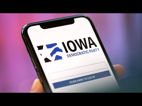 Iowa's failed voting app reveals a much bigger problem