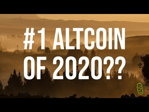 Why EOS is my #1 Altcoin Pick for 2020