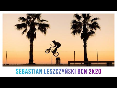 Sebastian Leszczyński BCN 2k20