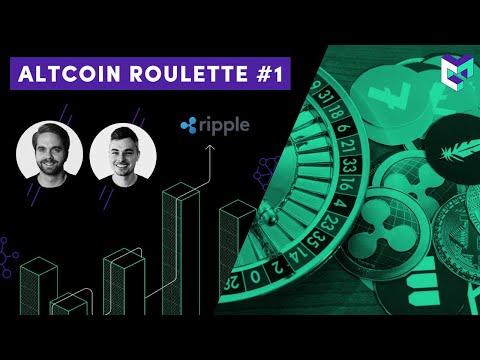 Altcoin Roulette #1: Ripple (XRP), IOTA, Cardano & Co.