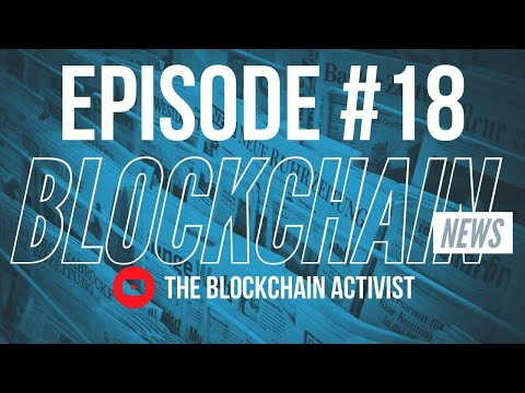 Blockchain News #18: BTC OVER $9,700! US FEDCoin, ETH 2.0, XTZ Futures, Telegram's TON, XRP Partners