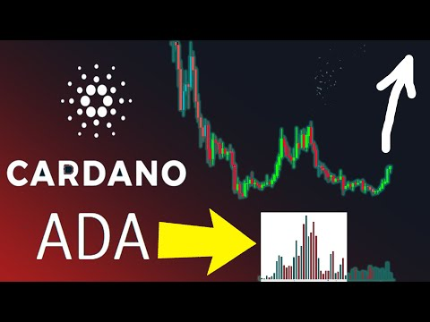 Сумасшедшие  объемы ADA CARDANO! Обзор криптовалюты ADA