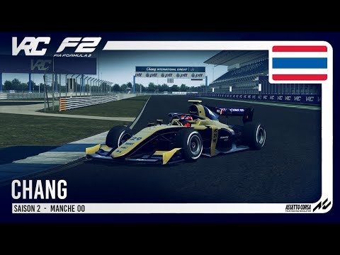 F2 PreSeason – GP Chang