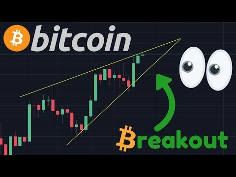 LOOK!! BITCOIN BREAKOUT IS IMMINENT!!! | NEWS: EXCHANGE HACKED!! CRYPTO LOST!!