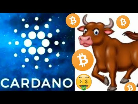 Cardano Bullrun Potential as we See Bitcoin Technology Emerging Popularity Growing