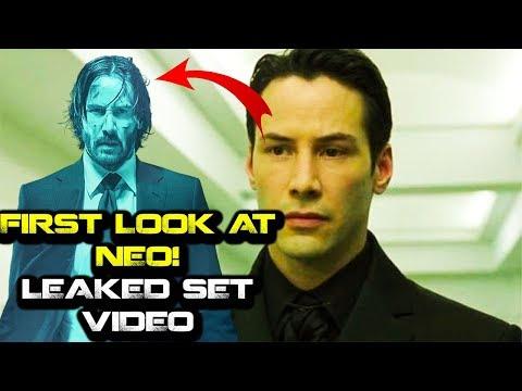 Matrix 4 LEAKED Set video Reveals VERY Different NEO