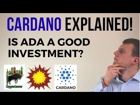 What is Cardano?📢 Is ADA a good HODL for the next Bull Market?🤔🚀