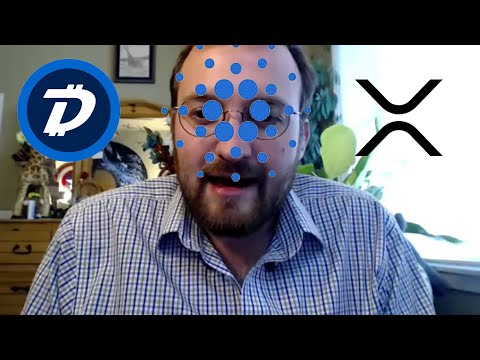 Cardano: Huge Things Are Happening, Digibyte Founder VS Tron & Ripple XRP Sharp Rally In Vision!