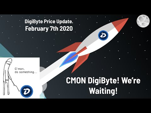 DigiByte Update….. The Good The Bad and The Boring. Is a big move on the horizon?