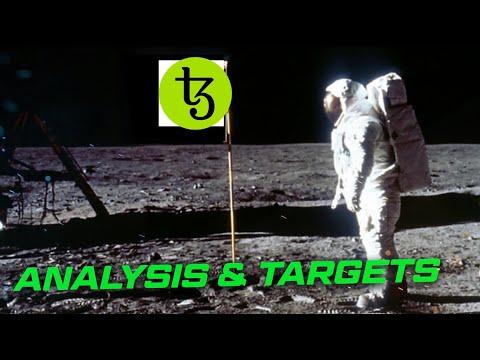 MOON TIME!! Tezos XTZ Price Prediction & Technical Analysis 2020