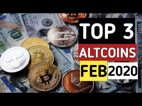 Top 3 Altcoins Set To Explode 🚀 in February 2020 📈 | Top Coins To Watch In 2020
