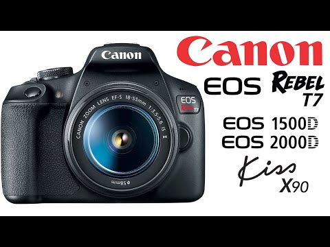 Seven photography tips for beginners – Canon EOS Rebel T7 / EOS 1500D