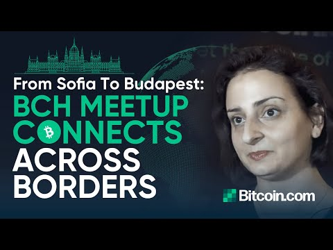 BCH Meetup inspires 8 hour journey from Bulgaria – Bitcoin Cash Meetup at Brewdog, Budapest