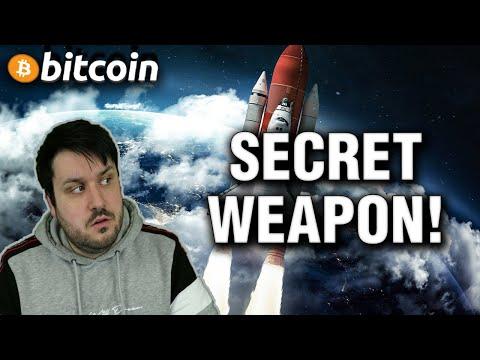 Bitcoin's Secret Weapon!