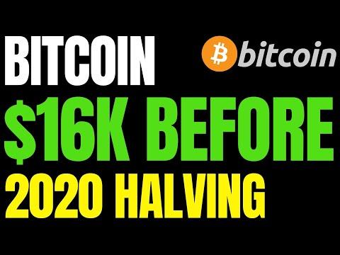 BITCOIN PRICE MAY HIT $15,800 BEFORE 2020 BTC HALVING | Top 5 Crypto Trading Tips For Bullish Market