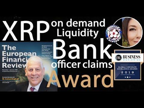 XRP ODL Bank EuroExim, SBI & Ripplenet TP Bank Awards, SCB Payment App