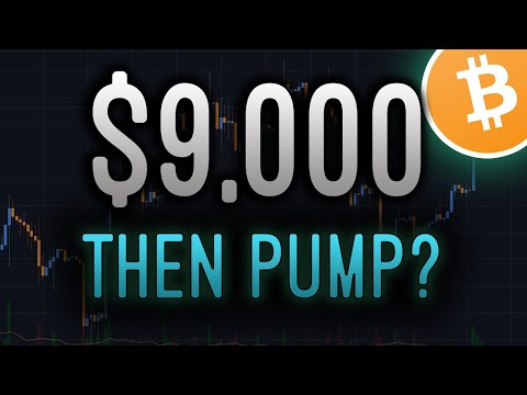 $10,000 Bitcoin! – This Sign Shows Bitcoin Could DUMP From Here…