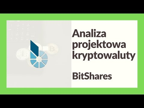 078. Analiza projektu Bitshares #001