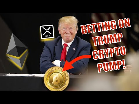 CRYPTO BETTING ON TRUMP! 3 Reasons Markets PUMPED and CoronaVirus SHUTTING DOWN BTC Mining!