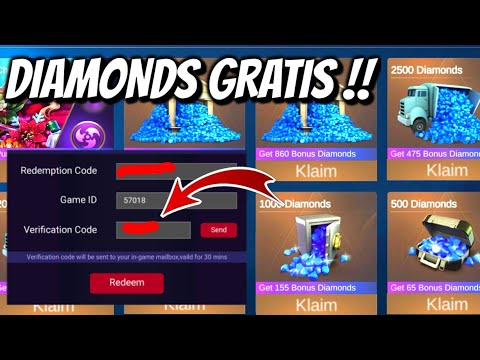 CARA DAPAT DIAMONDS FREE!! KALAU ADA GRATISS NGAPAIN HARUS BELI