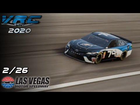 VRC 2020 – Las Vegas – Race 2/26
