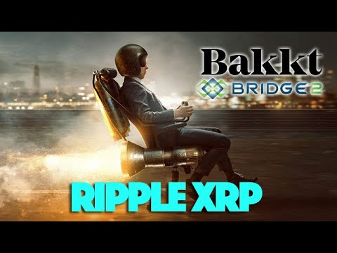 Ripple XRP: Could XRP Rise To $1.15/XRP With Bakkt's New Partner Bridge2 For Crypto Adoption?