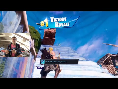 VICTORY ROYALE – 7 kills fra sia