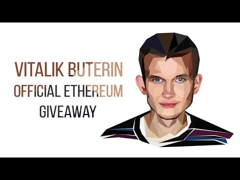 Ethereum Vitalik Buterin Coinbase Price Prediction ETH Giveaway
