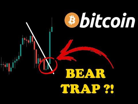 BITCOIN ANALYSE – BEAR TRAP / OBJECTIF 11000$ AVANT CORRECTION ?! ANALYSE BITCOIN BTC CRYPTO MONNAIE