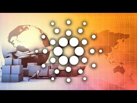 Cardano Supply Chain, ADA FOMO, Why Cardano Will Succeed!