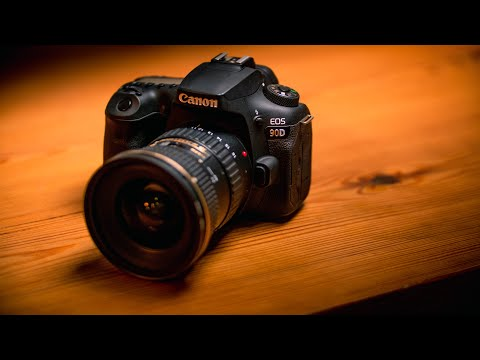 CANON 90D is BETTER than the EOS R (Full Review + New FLAT Profile)