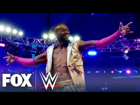 Kofi Kingston: 'I knew I was on the verge of something special'   WWE BACKSTAGE   WWE ON FOX