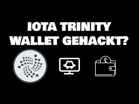 Achtung IOTA Wallet Trinity gehackt!