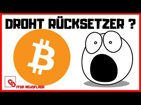 BITCOIN: Steht ein Rücksetzer bevor? IOTA Trinity Wallet NICHT ÖFFNEN  GOOGLE goes CRYPTO!NewsFlash