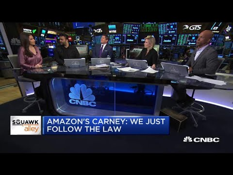 Amazon can pad their margins at will: The Verge's Nilay Patel
