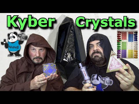 Complete Guide to Kyber Crystals & Holocrons – RARE Black – Star Wars Galaxy's Edge