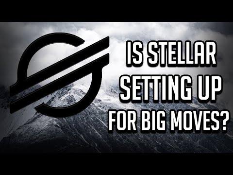 Stellar Lumens (XLM) – Big Moves To Come!