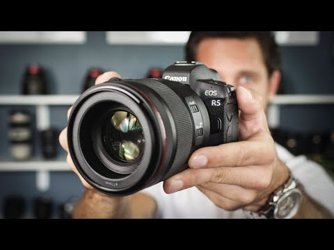 Canon EOS R5 – The Best Camera of 2020?!