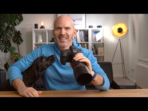 Canon EOS R5 Kamera – Meinung von Stephan Wiesner
