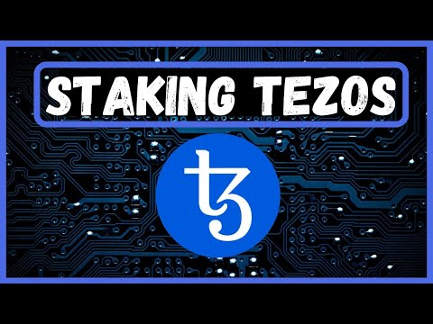 TEZOS STAKING TUTORIAL ON LEDGER LIVE
