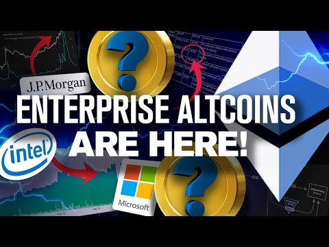 Enterprise Ethereum is HERE! The Two Coins to Dominate!?