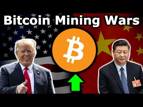 US WILL STEAL BITCOIN MINING POWER FROM CHINA – Bitcoin $11K Next Week? – Trump Fed Digital Dollar