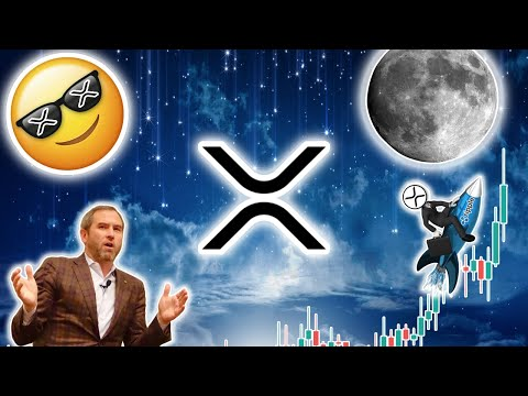 XRP IS ABOUT TO GO STRAIGHT UP!!!