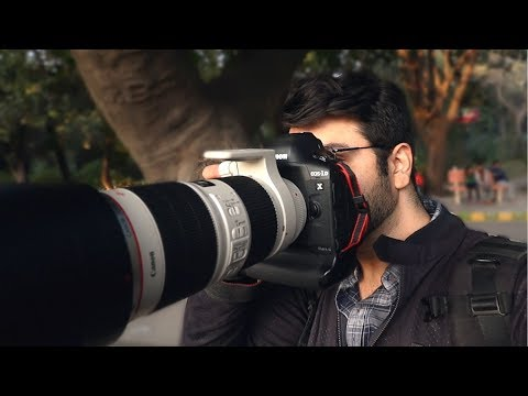Canon EOS-1D X Mark III – Hands-on with samples (in Hindi)