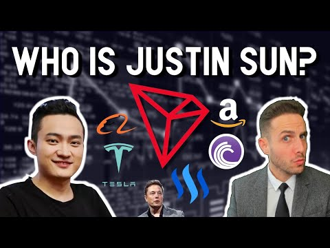 Justin Sun wants to be Crypto's Elon Musk? Tron acquires Steemit? Founder Reveals Tron's Master Plan