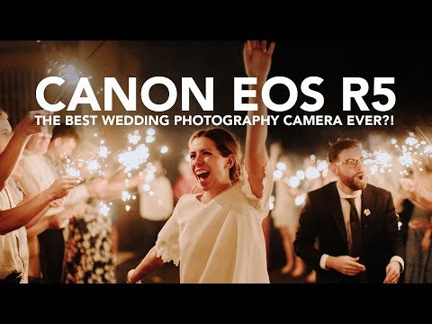 Canon EOS R5 Announced | The Best Wedding Photography Camera Ever?!