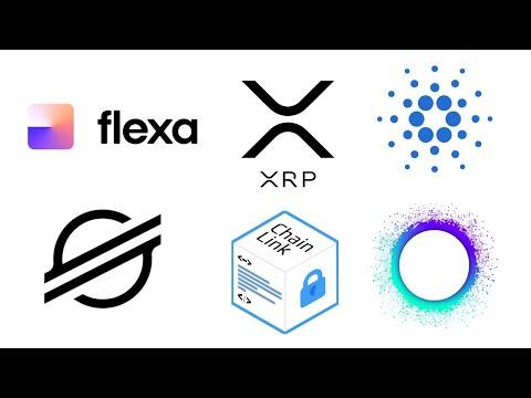 Crypto News XRP LINK UOS