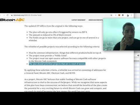 Bitcoin.com's stance on the recent block reward diversion proposals