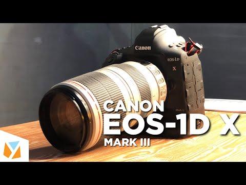 Canon EOS-1D X Mark III Hands-On