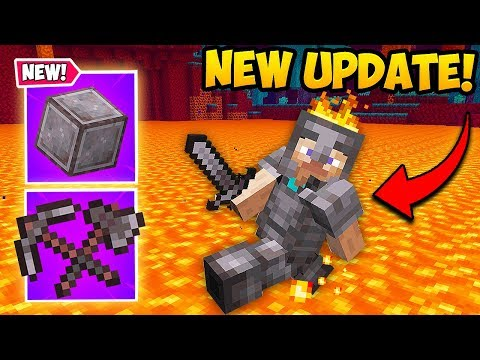 *INSANE* NEW NETHER UPDATE SNAPSHOT!! – Minecraft Funny Moments and Fails! | BCC Plus
